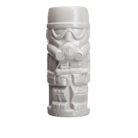 Star Wars: Stormtrooper Geeki Tiki Glass