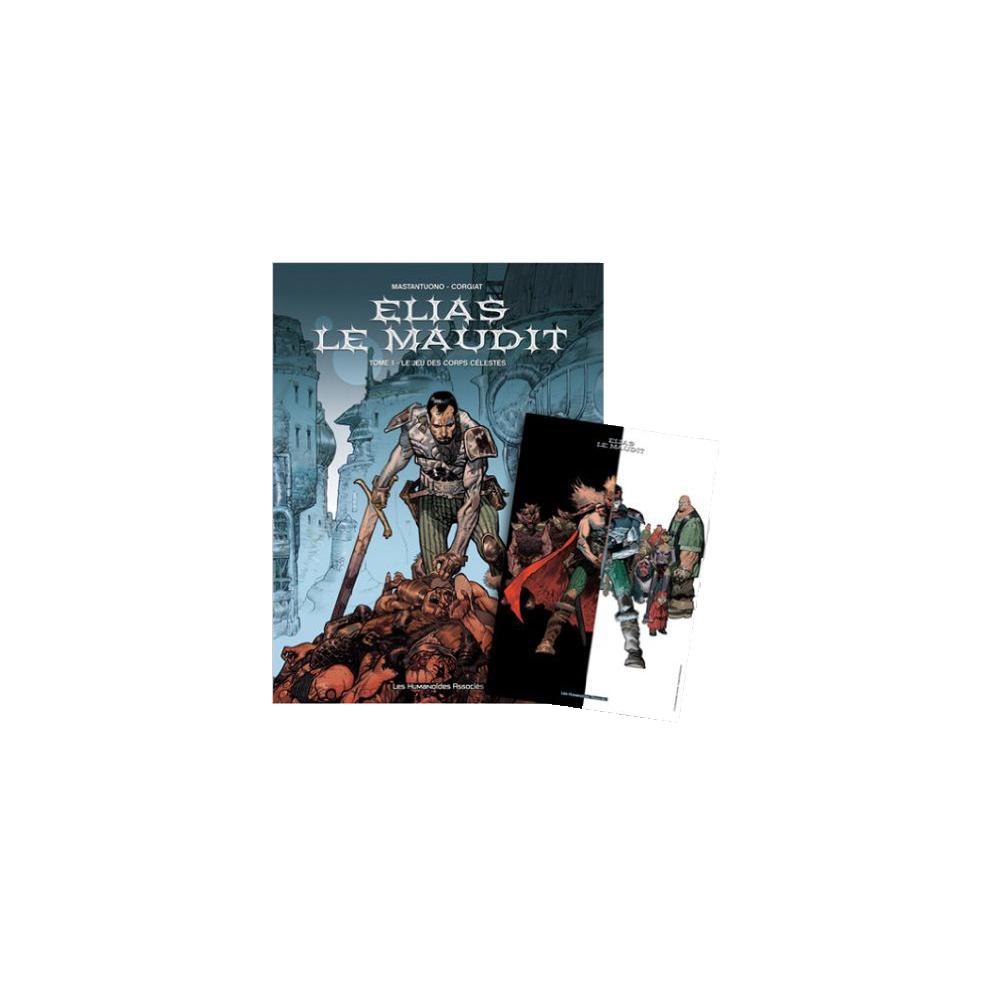 Elias le Maudit Vol 01 Le Jeu des Corps Celestes
