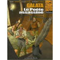 Galata Vol 01 Le Poete assassine