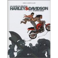 Harley & Davidson Vol 01 La nuit du masque