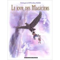 Le Jour des Magiciens Vol 01 Anja