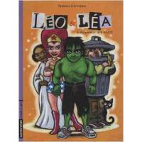Leo & Lea Vol 02 L'Academia des Nazes