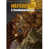 Neferites Vol 01 L'Embaumeur