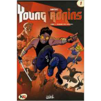 Young Ronins Vol 01 Rentree des Classes
