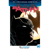 Batman: I am Gotham TP - Vol 01