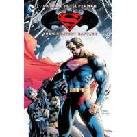Batman vs Superman: The Greatest Battles TP