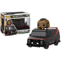 Funko Pop: The A-Team - The A-Team Van with B.A. Barracus