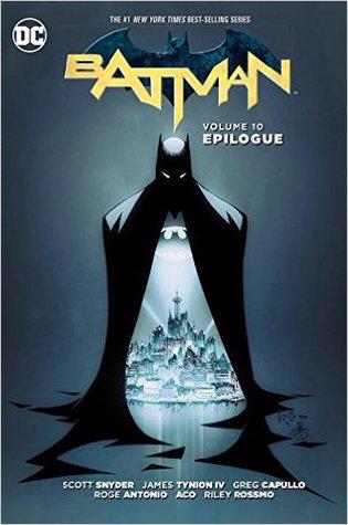 Batman HC - Vol 10: Epilogue