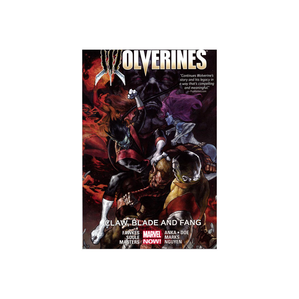 Wolverines TP - Vol 02: Claw