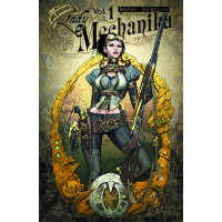 Lady Mechanika TP - Vol 01: The Mystery of the Mechanical Corpse