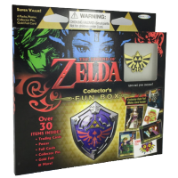 The Legend of Zelda: Trading Card Collection - Value Box