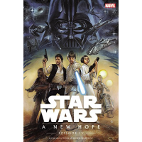 Star Wars: A New Hope HC