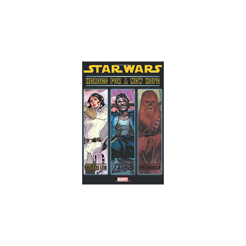Star Wars: Heroes For a New Hope HC