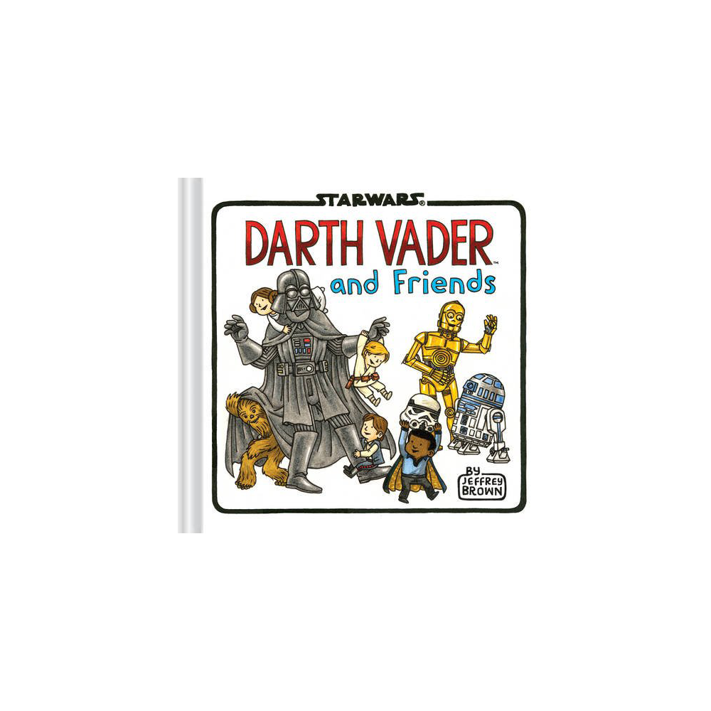 Star Wars: Darth Vader and Friends HC