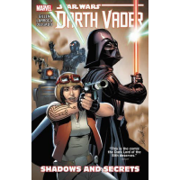 Star Wars: Darth Vader TP Vol 02 Shadows And Secrets