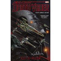 Star Wars: Darth Vader TP Vol 04 End of Games