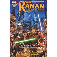 Star Wars: Kanan TP Vol 01 Last Padawan