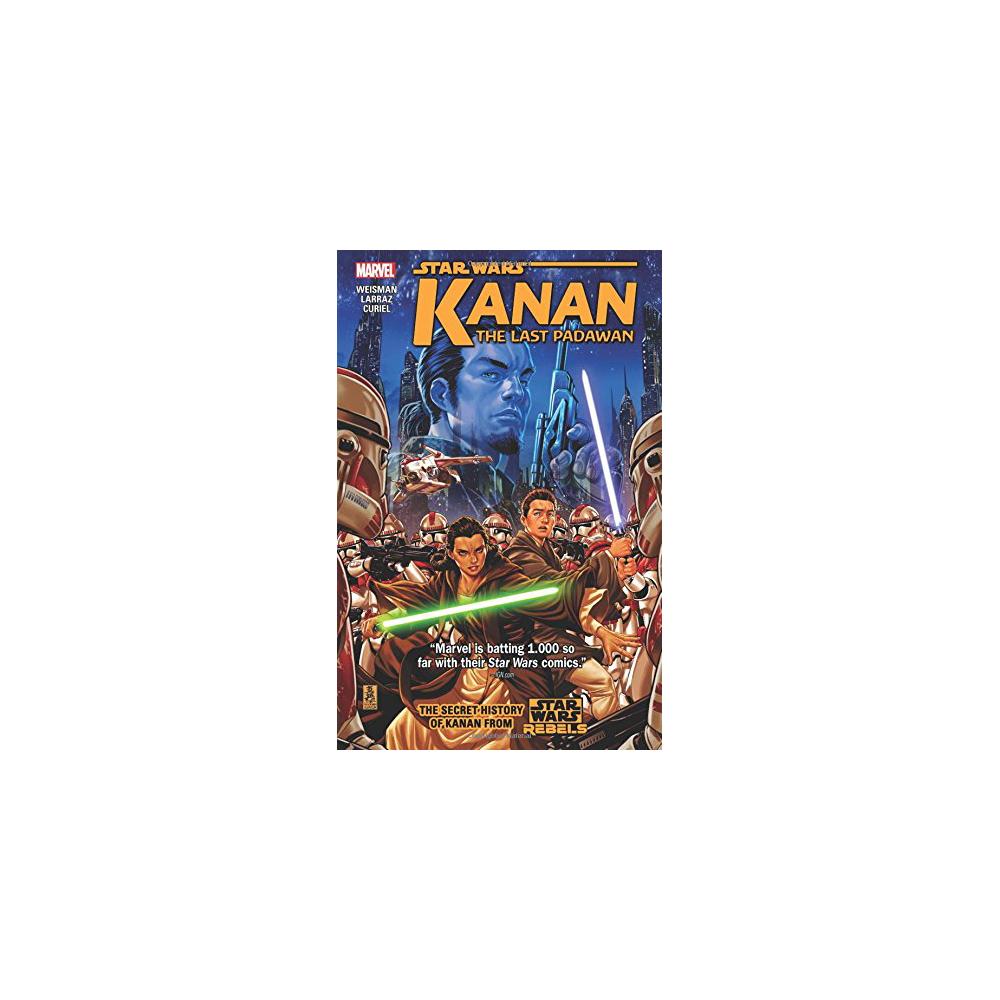 Star Wars: Kanan TP Vol 01 Last Padawan