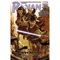 Star Wars: Kanan TP Vol 02 First Blood