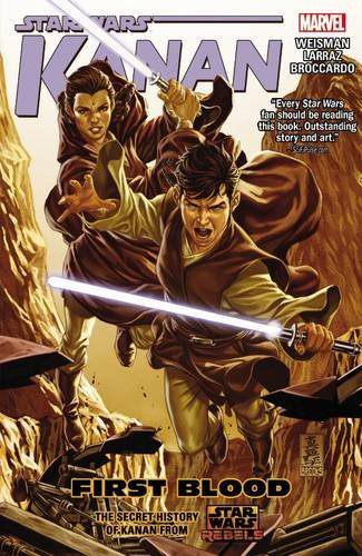 Star Wars: Kanan TP Vol 02 First Blood