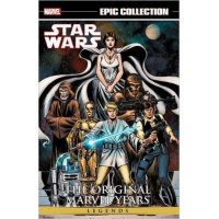 Star Wars Legends Epic Collection: Original Marvel Years TP Vol 01