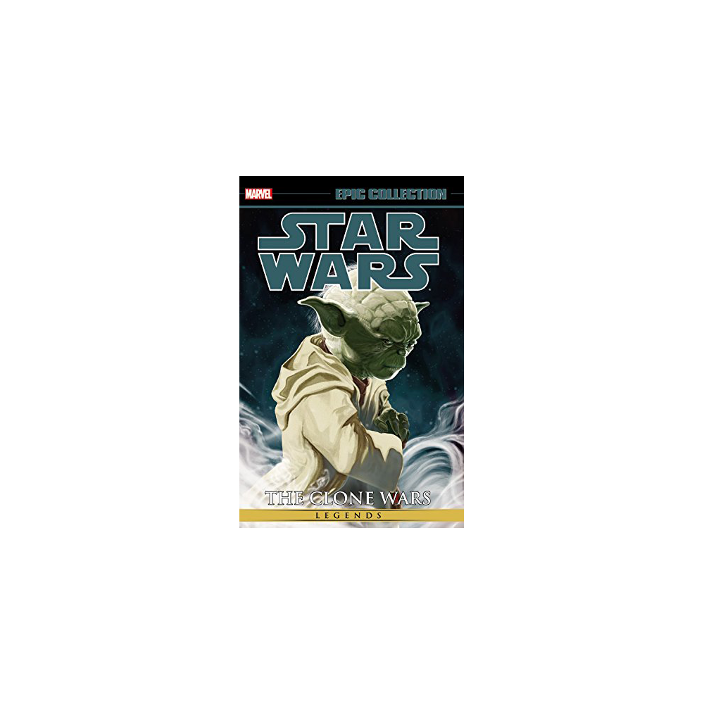 Star Wars Legends Epic Collection TP Vol 01 Clone Wars