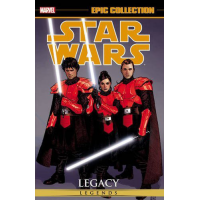 Star Wars Legends Epic Collection TP Vol 01 Legacy
