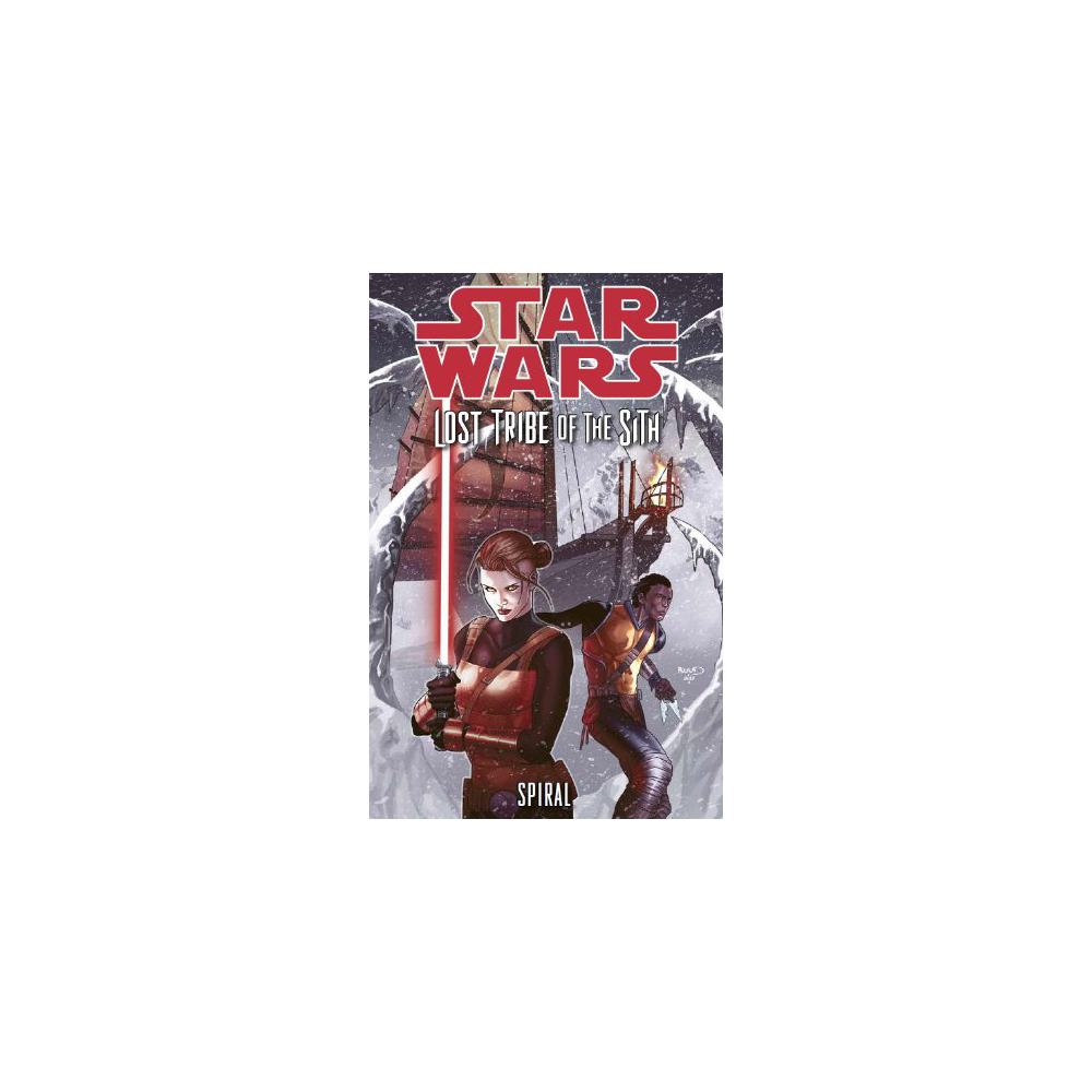 Star Wars: Lost Tribe of the Sith - Spiral TP