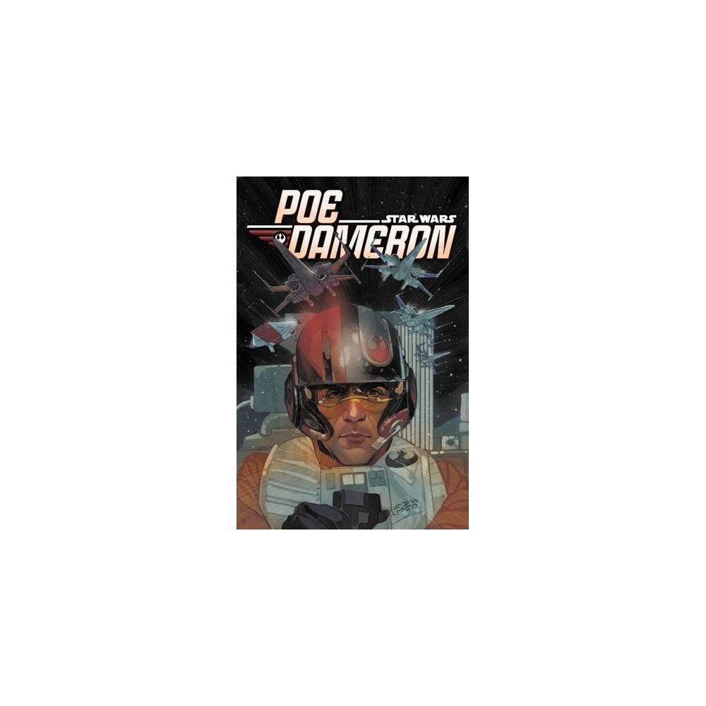 Star Wars: Poe Dameron TP Vol 01 Black Squadron