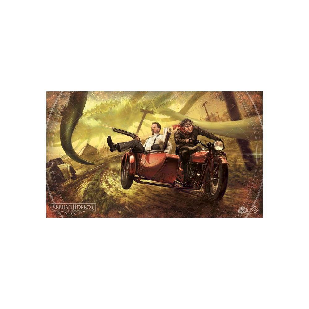 Arkham Horror: Narrow Escape Playmat