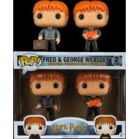 Funko Pop: Harry Potter - Fred & George Weasley