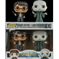 Funko Pop: Harry Potter - Harry & Voldemort