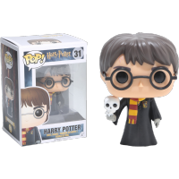 Funko Pop: Harry Potter - Harry & Hedwig