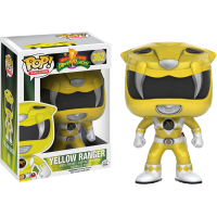 Funko Pop: Power Rangers - Yellow Ranger