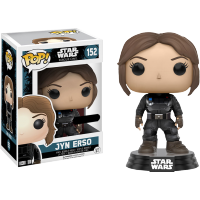 Funko Pop: Rogue One - Jyn Erso Imperial Disguise