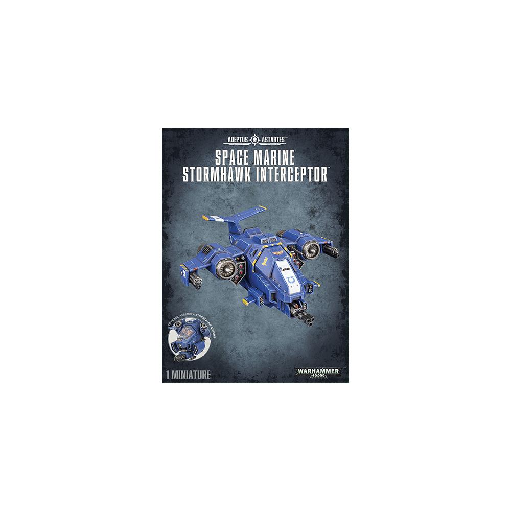 Warhammer: Space Marine Stormhawk Interceptor