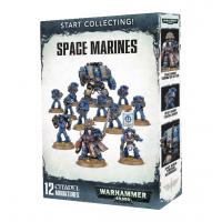 Warhammer: Start Collecting! Space Marines