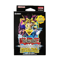 Yu-Gi-Oh!: Movie Pack: Gold Edition