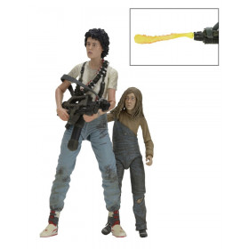Aliens - Deluxe Ripley & Newt Pack 30th Anniversary