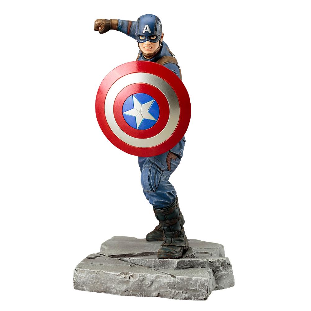 Captain America Civil War: Captain America Artfx+ Statue