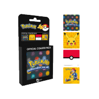 Pokemon: Set suport pahare Mix