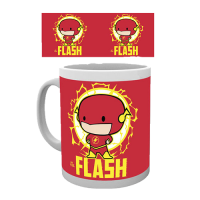 DC Comics: Cană Flash Chibi
