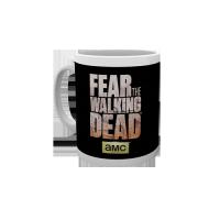Fear The Walking Dead: Cană Logo