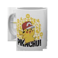 Pokemon: Cană Ash Hat Pikachu