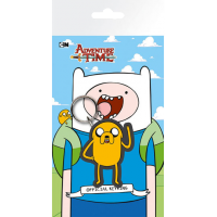 Adventure Time - Breloc cauciuc - Jake