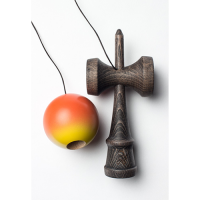 Kendama Low Fade Combo Hot Fire