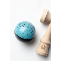 Kendama Splatter Split Night Sky
