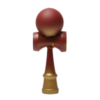 Kendama Sweets Painters Pick Maroon Gold