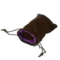 Velvet Dice Bag Large