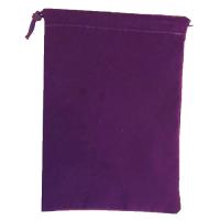 Suedecloth Dice Bag Small